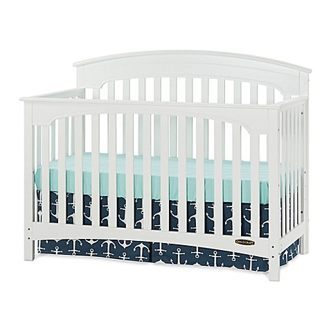 buy child craft wadsworth 4 in 1 convertible crib in. Black Bedroom Furniture Sets. Home Design Ideas