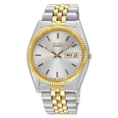 Seiko Men's 40mm Watch Men's Watches