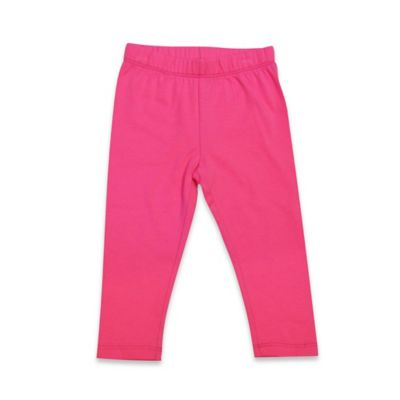 Kidtopia Size 6M Solid Legging in Pink