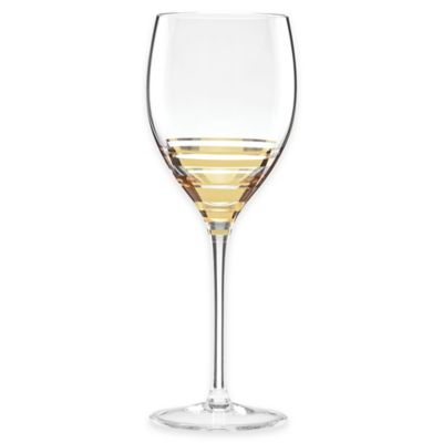 kate spade new york Hampton Street™ Wine Glass