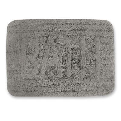 "Park B. Smith® ""Bath"" Bath Rug"
