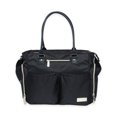 Jessica Simpson City Tote Diaper Bag in Black