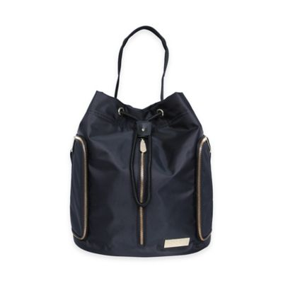 Jessica Simpson® Bucket Diaper Bag in Black