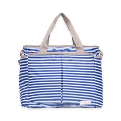 Jessica Simpson Diaper Bag Tote in Blue