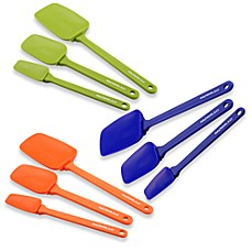 Rachael Ray Silicone Spoonulas (Set of 3)