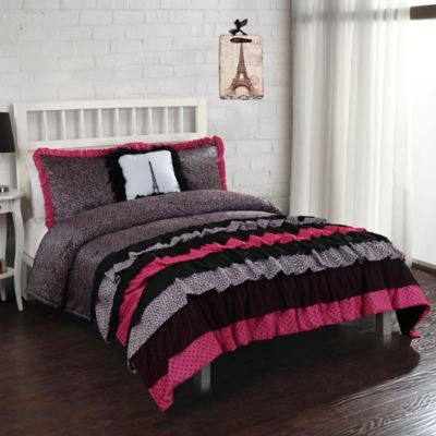 17 Essentials Comforter Set