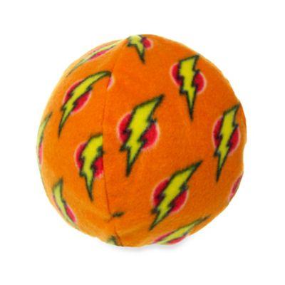 Mighty® Pet Toys Medium Squeaker Ball in Orange