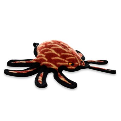 Tuffy® Desert Series Harry the Hobo Spider Dog Toy in Brown