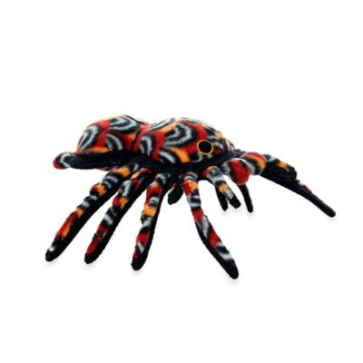 Tuffy® Desert Series Tom the Tarantula Dog Toy in Orange/Black/White
