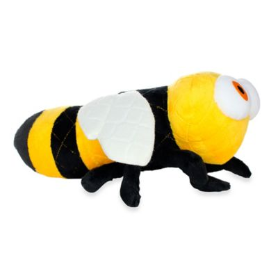 Mighty® Pet Toys Bitsie Bug Bee Squeaker Dog Toy in Yellow/Black