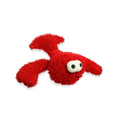 Dogs in Red Pet Toys