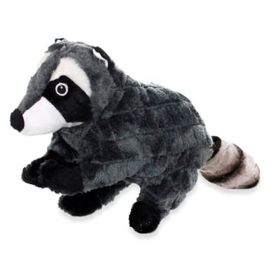 Mighty® Pet Toys Raccoon Squeaker for Dogs in Grey