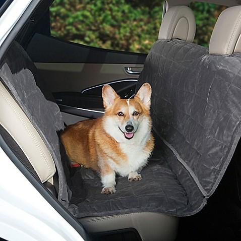 Buy Travel Buddy Medium Pet Hammock In Dark Grey From Bed
