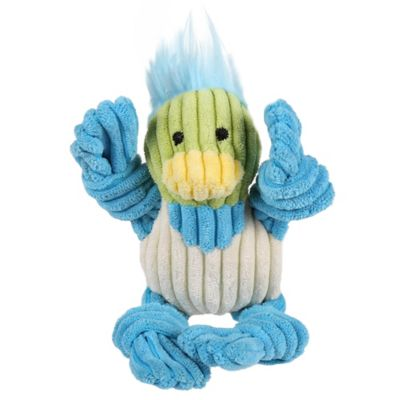 HuggleHounds® Wee Duck Dog Toy
