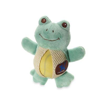 Green Dog Plush Toy