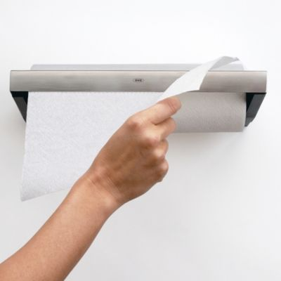 OXO PullThru™ Paper Towel Holder