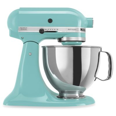 KitchenAid® Artisan® 5 qt. Stand Mixer in Metallic Chrome