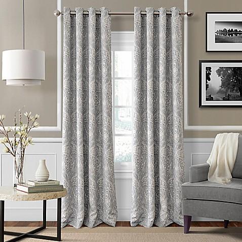 Buy Julianne 95 Inch Blackout Grommet Top Window Curtain