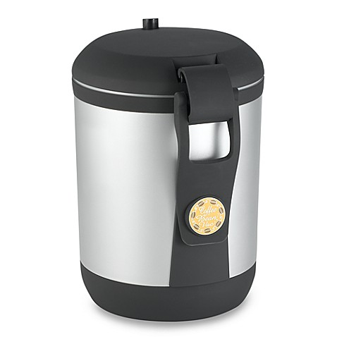 Coffee Bean Vacuum Canister
