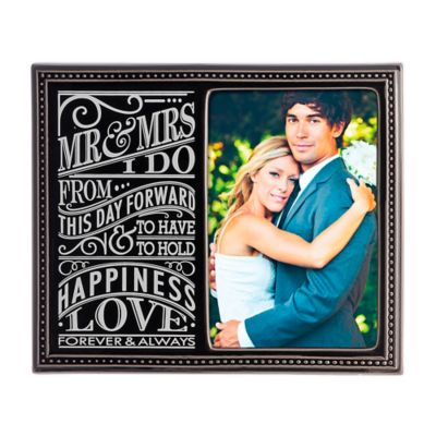 Black Picture Photo Frames