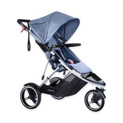 phil&teds® Dash Inline Stroller in Blue