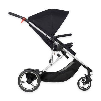 phil&teds® Voyager™ Inline Stroller in Black