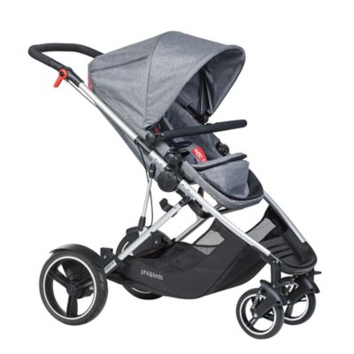 Phil&Teds® Voyager™ Inline Stroller Full Size Strollers
