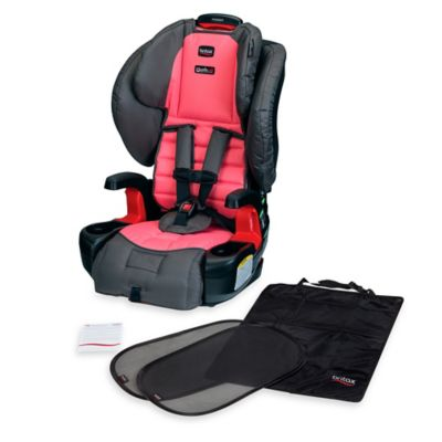 BRITAX Pioneer (G1.1) XE Combination Harness-2-Booster Seat in Coral