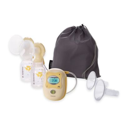 Medela® Electric Double Breast Pump Starter Set with Totebag