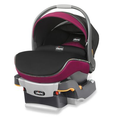 Chicco® KeyFit® 30 Zip Infant Car Seat in Fuschia