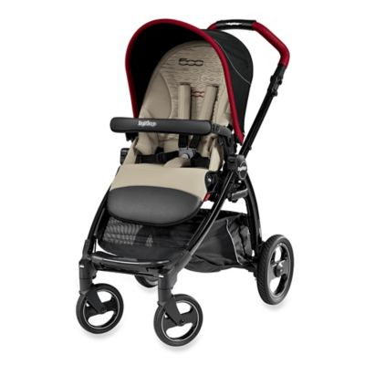 Peg-Perego Book Pop-Up Stroller in Fiat 500