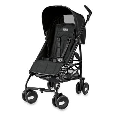 Peg Perego Pliko Mini Stroller in Onyx