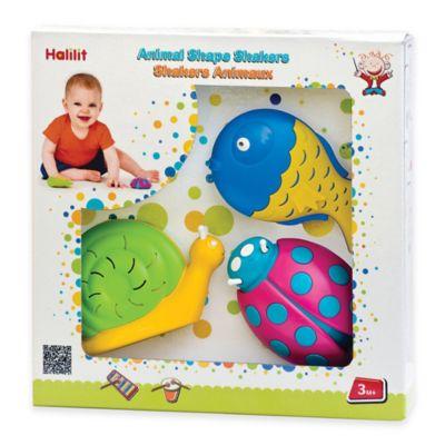 Edushape® 3-Pack Animal Shape Shakers