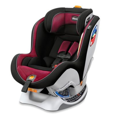 Chicco NextFit® Convertible Car Seat in Saffron