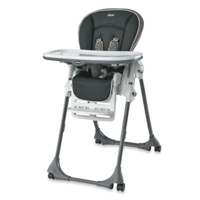 Chicco® Polly® High Chair in Lilla