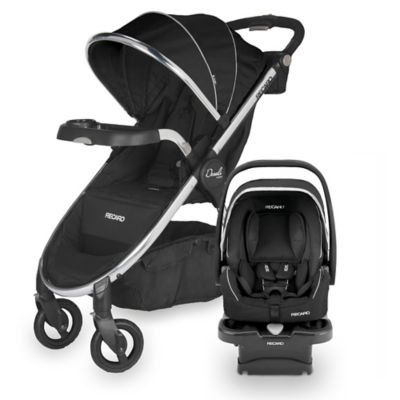 Recaro® Performance Denali Luxury Travel System in Onyx
