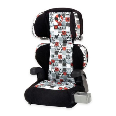 Disney® Mickey Mouse Pronto Booster Car Seat