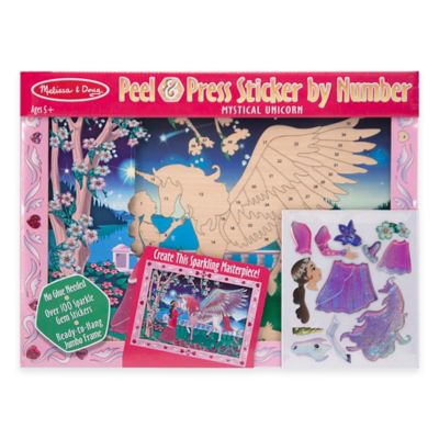 Melissa and Doug Peel & Press Sticker