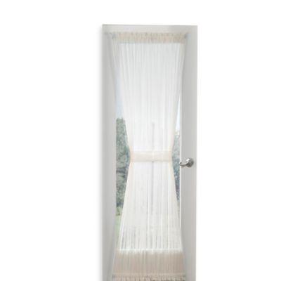 Alyssa 40-Inch French Door Panel in Ivory
