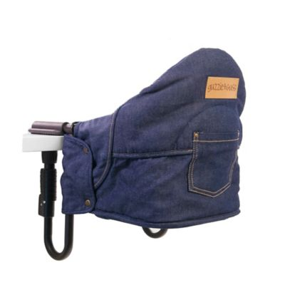 guzzie+Guss Perch Hanging High Chair in Limited Edition Denim