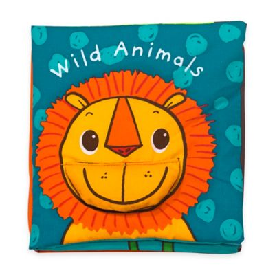 Melissa & Doug® Wild Animals Soft Book
