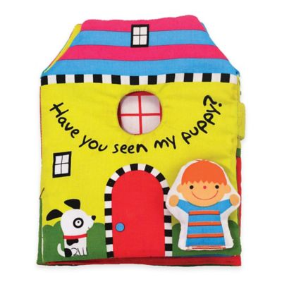 Melissa & Doug® Have You Seen My Puppy? Soft Book