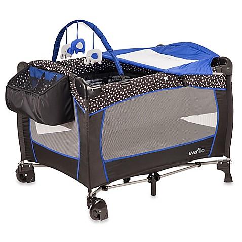 Buy Evenflo 174 Hayden Dot Portable Babysuite 174 Deluxe Playard