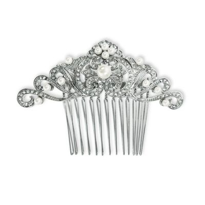 Serendipity Art Deco Hair Comb