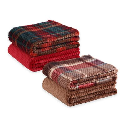 Plaid Bedding Sets