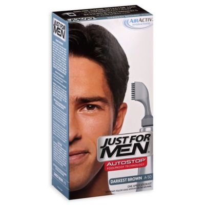 Just for Men® Auto Stop Hair Color in Darkest Brown
