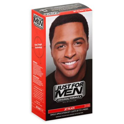 Just For Men® Shampoo Hair Color in Jet Black 60