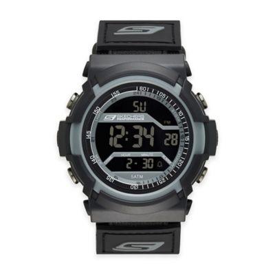 Skechers® Men's 53mm Digital Watch Men's Watches