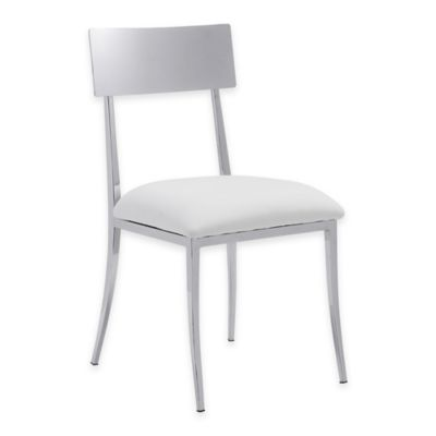 Zuo® Mach Dining Chairs in White (Set of 2)