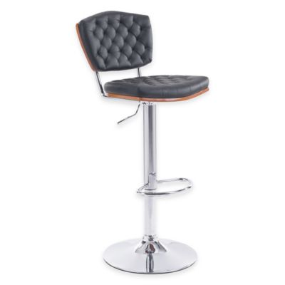 Zuo® Tiger Bar Chair in Black